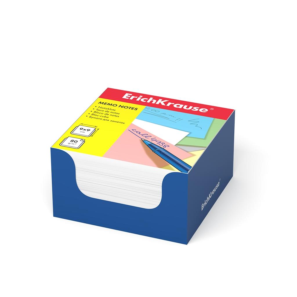 Подставка кубик с блоком бумаги